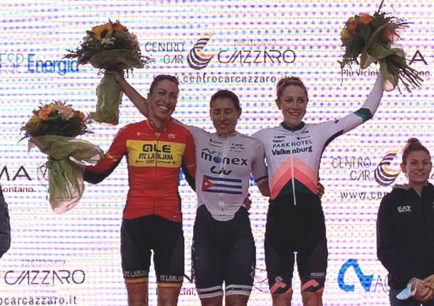 ciclismo tre valli women 2021 arlenis sierra
