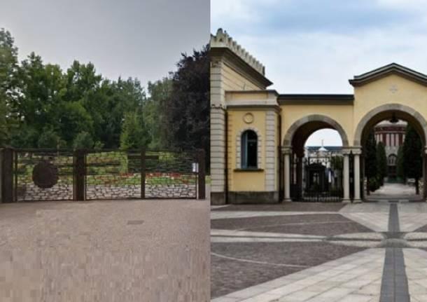Cimiteri di Legnano