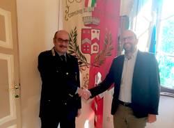 comandante polizia locale Induno Gabriele ferro