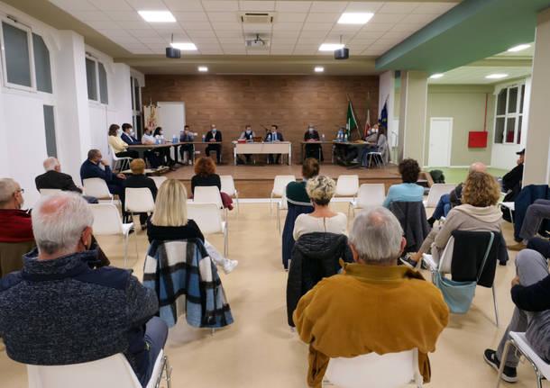 Il nuovo Consiglio comunale di Albizzate