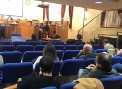 consiglio comunale con il pubblico a Legnano