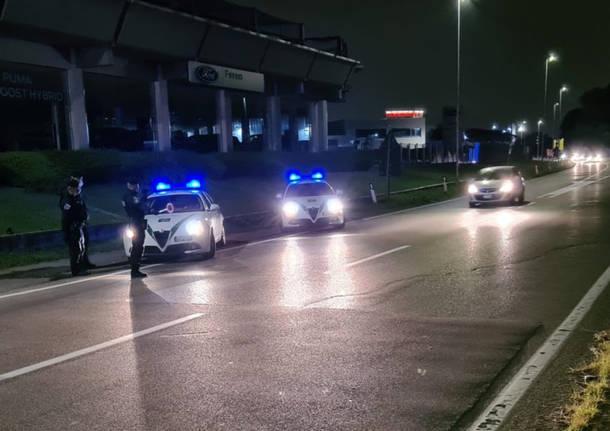 Controlli Polizia Locale Rho