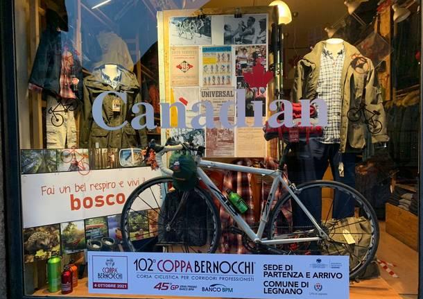 Coppa Bernocchi, commercianti e albergatori legnanesi