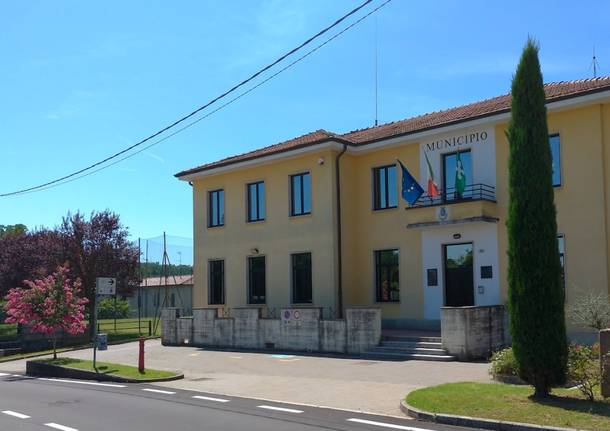 Crosio della valle - Municipio comune
