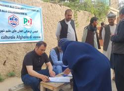 Da Varese un aiuto concreto a più di 60 famiglie afghane
