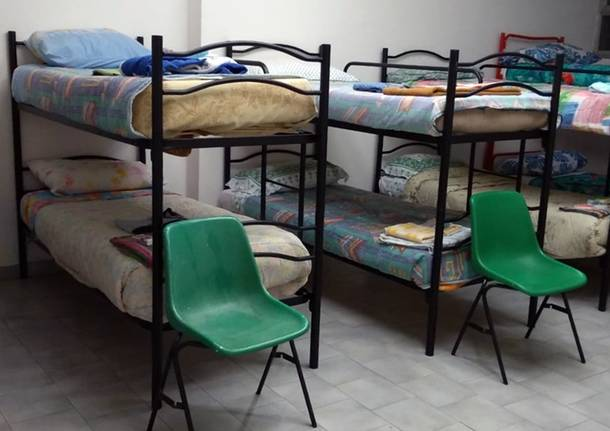 Dormitorio Via Maspero Varese