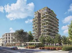 Ex Q8 Sesto Calende - green tower Colombo Spa