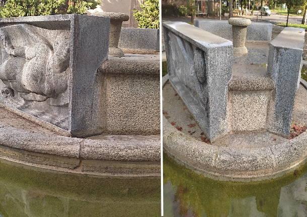 fontana caduti legnano