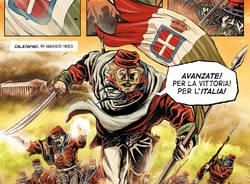 Garibaldi vs Zombies - fumetto