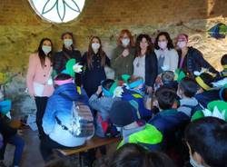 Gemellaggio tra le scuole primarie di Cazzago e Oggiona