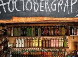 October grap locandina