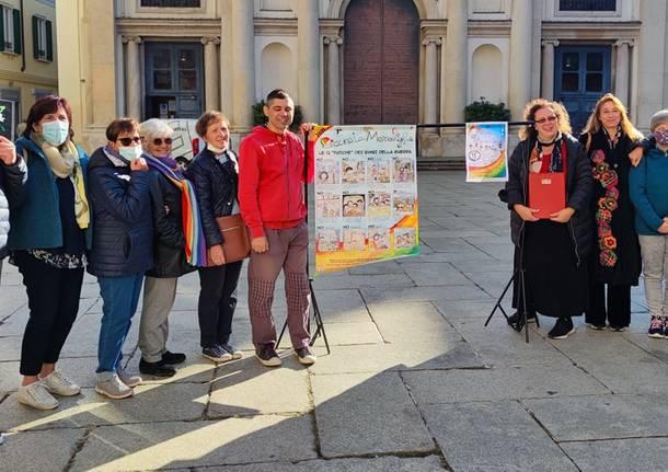 Giornata delle meraviglia - Piazza San Vittore Varese