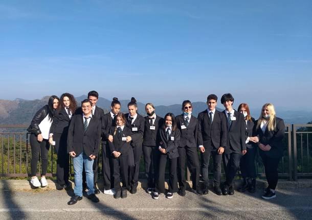 Ospitare per accogliere: gli allievi del CIOFS protagonisti dell'evento al SacroMonte