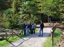 Gli studenti del liceo Curie di Tradate per il sito archeologico di Castelseprio