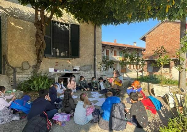 BimbiSvegli a Cazzago Brabbia con Giampiero Monaca