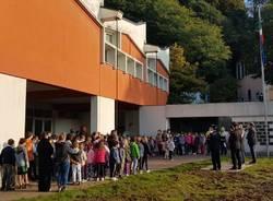 inaugurazione anno scolastico luvinate
