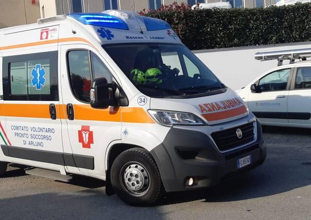 incidente sul lavoro a Nerviano 15 ottobre