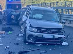 incidente tangenziale arese