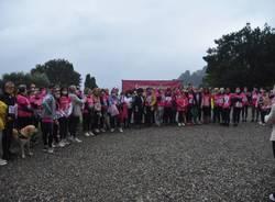 La camminata in rosa di Laveno Mombello