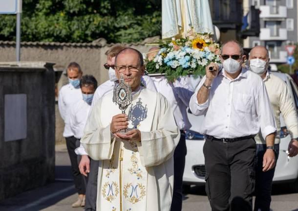 La festa della Madonna del Rosario di Gerenzano