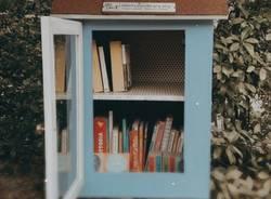 La Little Free Library di Casciago si rinnova