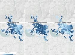 mappa elezioni varese