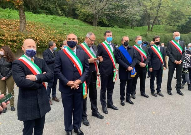 Il ministro Cartabia inaugura La coop sociale La Valle di Ezechiele