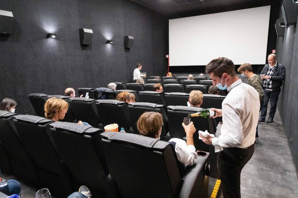 Miv Varese: una cena al cinema