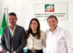 Nuovo commissario in forza italia