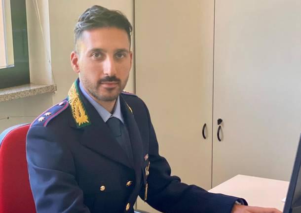 nuovo vice comandante polizia locale