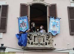Palio di S.Pietro ad Abbiategrasso, domenica 10 ottobre cavalli al canapo