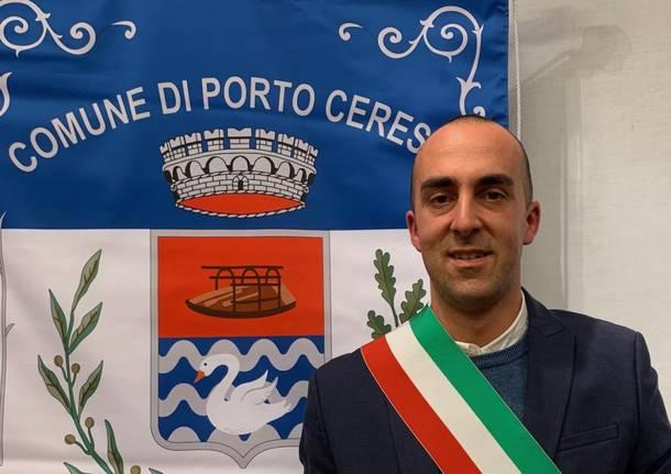 Porto Ceresio: i nuovo amministratori comunali