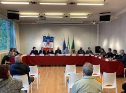 Porto Ceresio - Primo consiglio comunale - Elezioni 2021