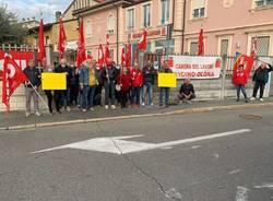 Presidio antifascista CGIL Ticino Olona