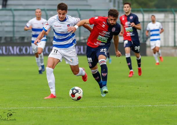 Pro Patria - Virtus Verona 1 -0 (3.10.2021)