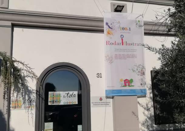 """""""Rodarillustrato"""", le filastrocche di Rodari in mostra a La Tela di Rescaldina"""