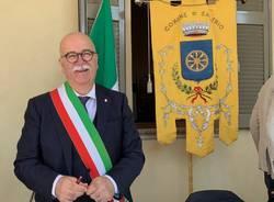 Saltrio - Primo consiglio comunale a Palazzo Marinoni