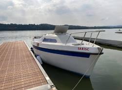 Sarics barca elettrica