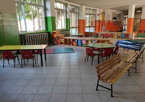Scuola Materna San Paolo - Legnano