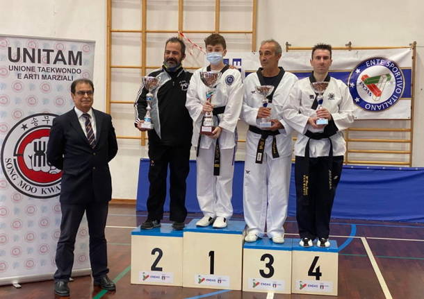 sporting club samarate taekwondo 2021