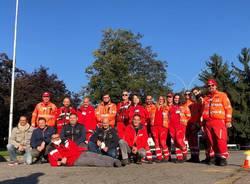 Tradate, i volontari della Croce rossa al corso di Guida sicura
