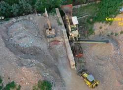 Traffico di rifiuti, arresti e denunce a Rovellasca