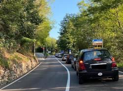 traffico viabilità malnate