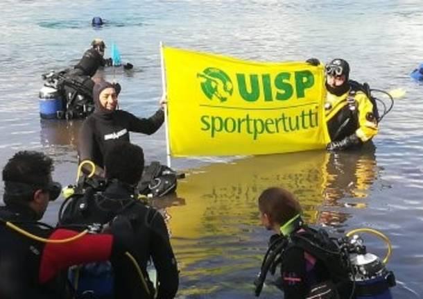 uisp subacquea