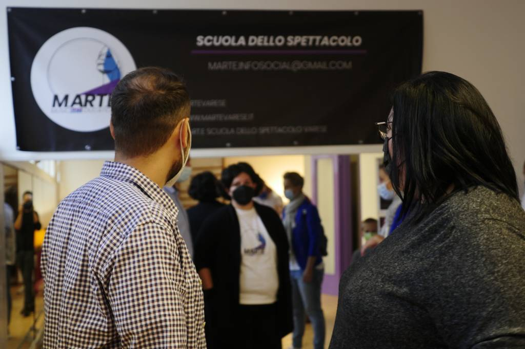Un successo il primo open day di Marte, la nuova scuola di spettacolo di Varese