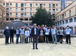 Varese - Davide Galimberti a Bizzozero