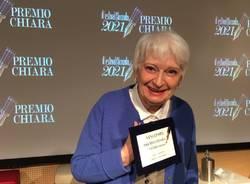 Varese - Premio Chiara 2021 a Bianca Pitzorno