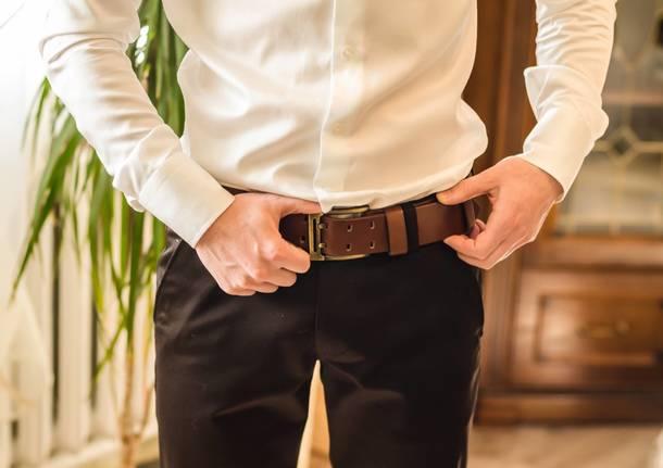 cintura maschile