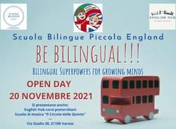 scuola bilingue piccola england