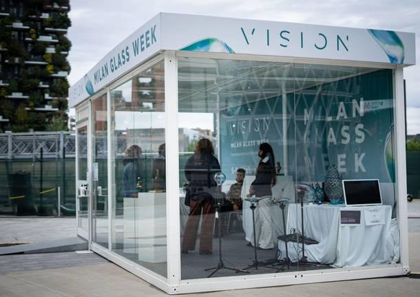 Vision Milan Glass Week di Milano - Ottobre 2021